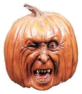 Vampire Pumpkin by Morris Costumes. $27.00. Full size rubber PumpkinCan be displayed from year to year. 12 in Tall