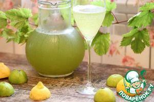 """Освежающий и полезный домашний лимонад """"Тархун"""", методом заваривания"""