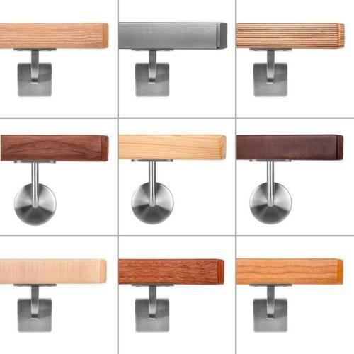 10 best handlauf im set mit haltern images on pinterest hand railing apartment therapy and. Black Bedroom Furniture Sets. Home Design Ideas