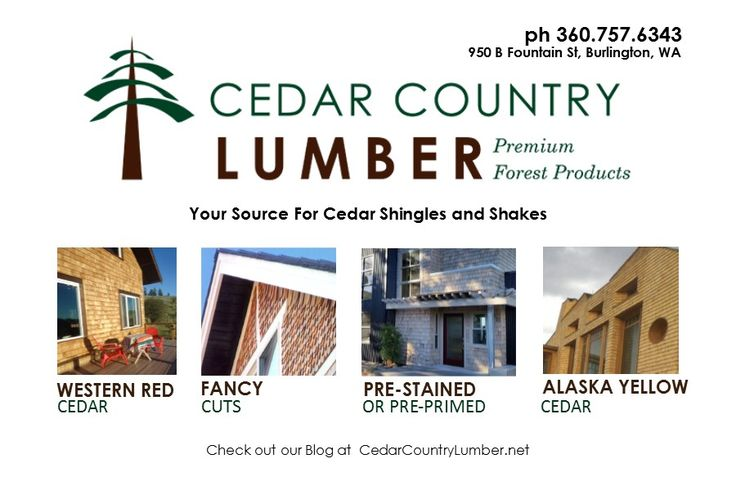 Best Pin By Cedar Country Lumber On Cedar Shingles And Shakes 640 x 480