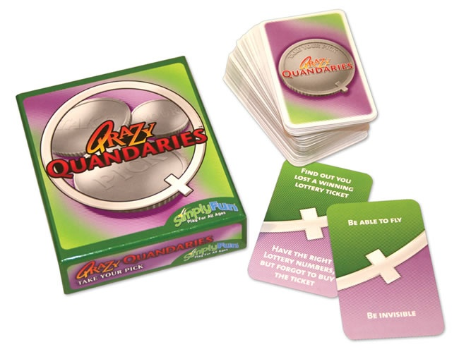 SimplyFun's Take Your Pick ®: Qrazy Quandaries