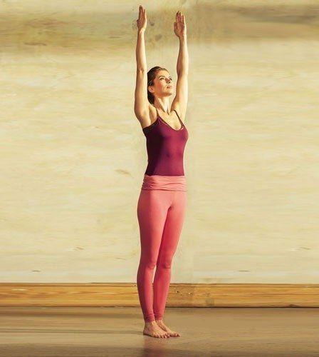 Для похудения. Йога асаны для начинающих в картинках - Диеты со всего света