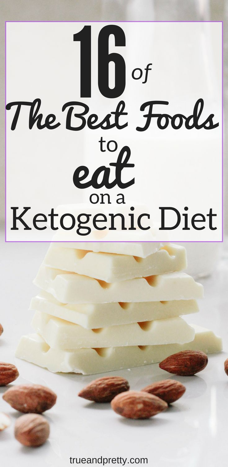 what can you eat on a keto diet that is sweet