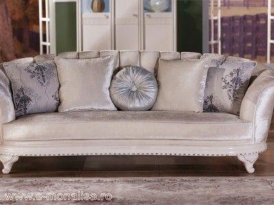 Canapea stil Baroc   Barok canapele clasice de vanzare - Preturi