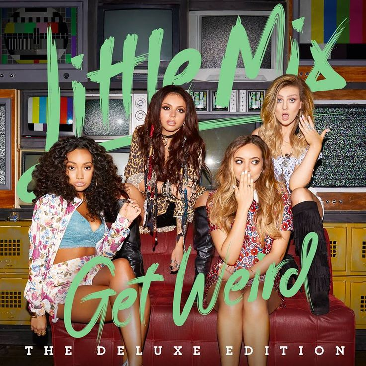 Get Weird (The Deluxe Edition)