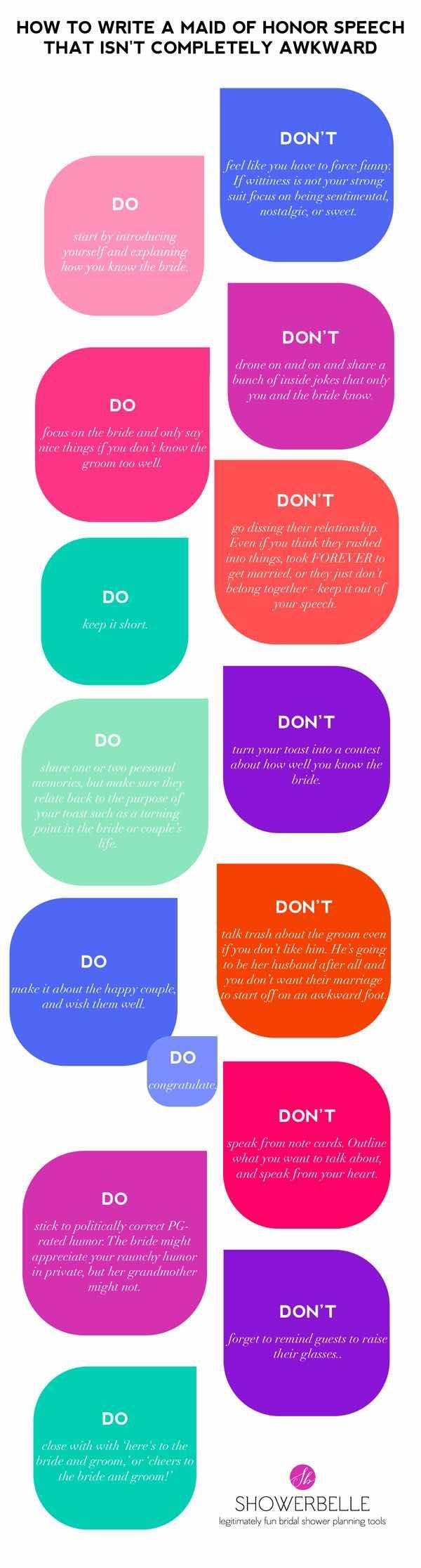 Wedding Planning: Maid Of Honor Duties Checklist - MODwedding