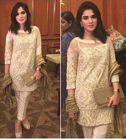 Pakistani ensemble by Rema Luxe.