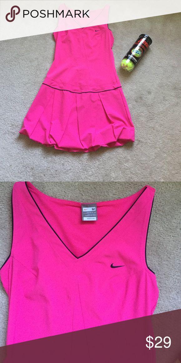Pink Nike Tennis dress size med. Nike pink tennis dress like new size medium . Nike Shorts