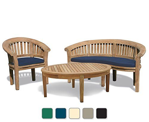 This excellent teak lawn Espresso Desk set seems to be nice in any Out of doors…