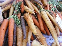 Carrots, Fruits, Veggies, Roots, Eating