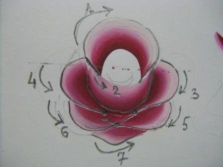Gallery.ru / Фото #22 - как рисовать розы - J-Stepanova