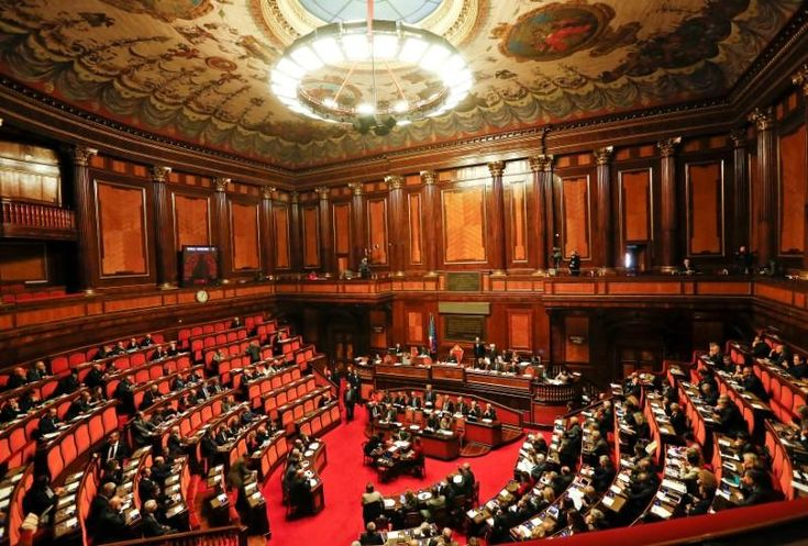 #world #news  Italy government wins Senate confidence vote on justice reform