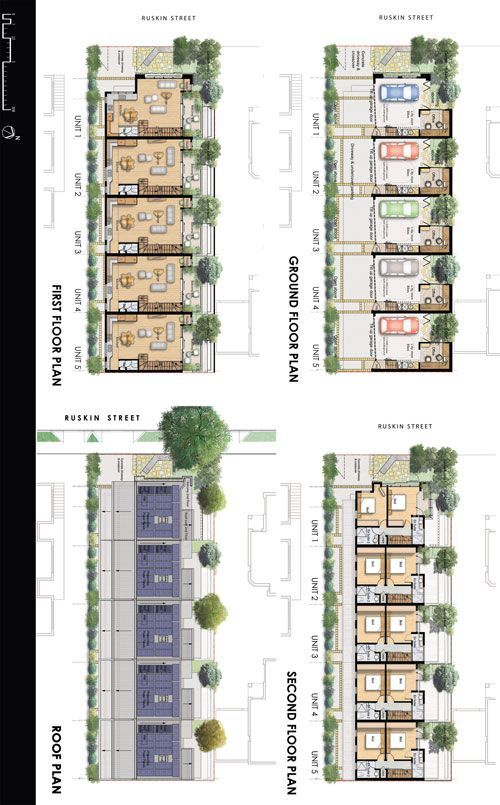 1000 Ideas About Modern Townhouse On Pinterest