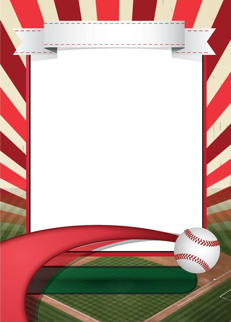 baseball card template mockup