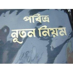 The New Testament in Common Bengali Language   $39.99