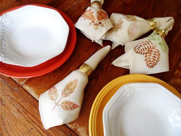 9 Diy Thanksgiving Decoration Ideas Http Blog
