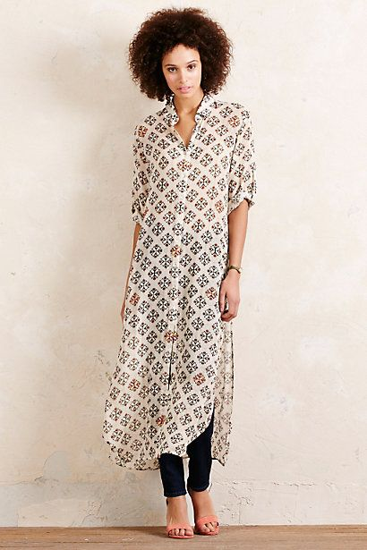 #long #tunic #kurti #printed