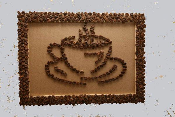 coffee bean decorating ideas