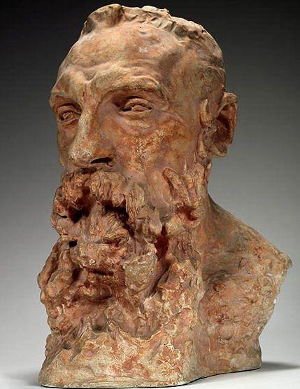 Camille Claudel, Retrato de Rodin