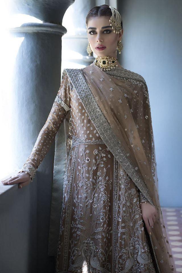 e35f053d7f Model #sadafkanwal wearing #Sania #Muskatiya in latest #Bridal Shoot  #getinspired Contact us to know how we can replicate the #design… | Bridal  dresses ...