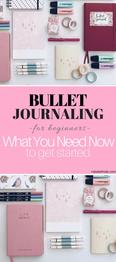 Learn everything you need to know to start your very first bullet journal! Learn the fundamentals of bullet journaling, and which supplies you need for a more productive year ahead! Plus, take inspiration from some of these talented bullet journalists!