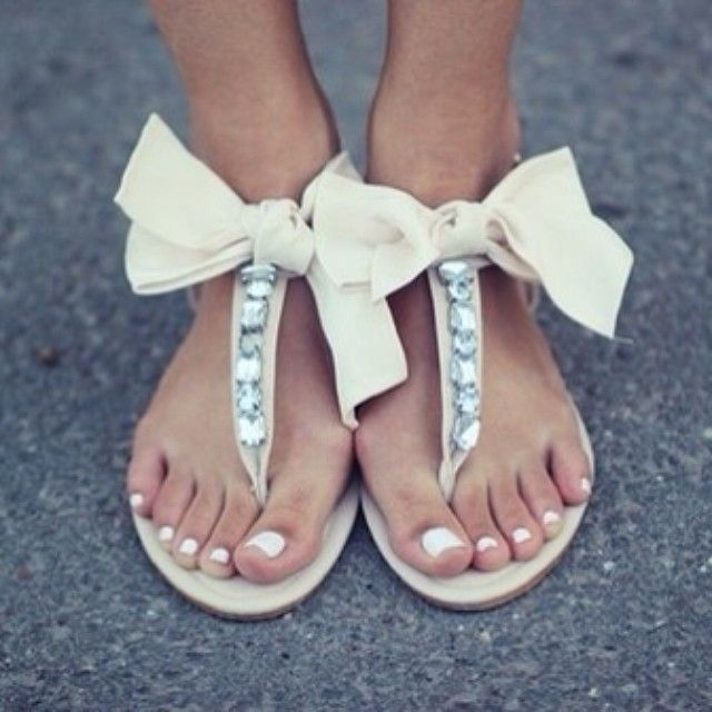 ♥ #Shoes #Flats #Sandals