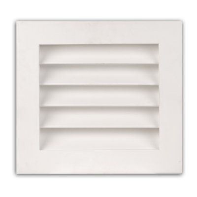 Worth Home Products PGF D.I.Y. Wooden Return Air Vent Grille - Knobs and Hardware