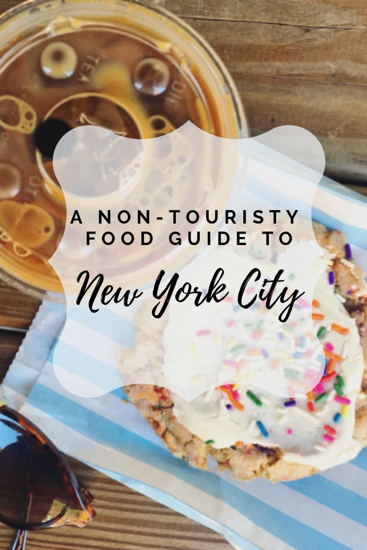 A Non-Touristy Food Guide To New York City