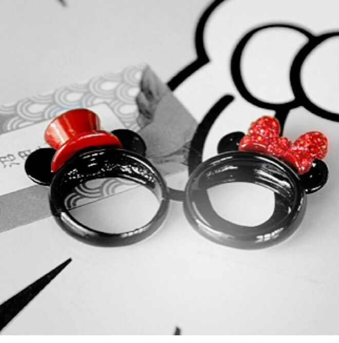 Disney rings Cassie needs these!