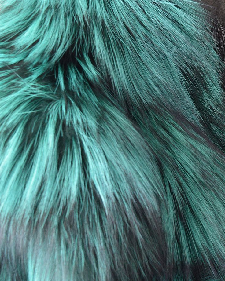 Always experimenting with various colours for our PT fur line.