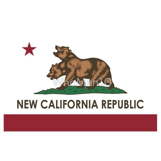 New California Republic Flag - FallOut: New Vegas