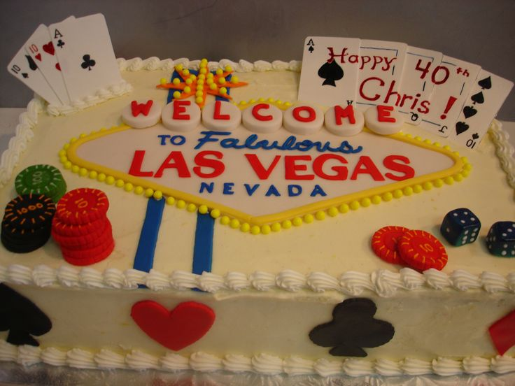 Best Birthday Cakes Las Vegas