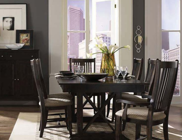 41 Best Dinning Tables Chairs Images On Pinterest