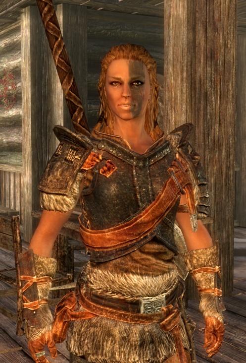 Mjol: Great warrior, Immortal; but..... way too chatty