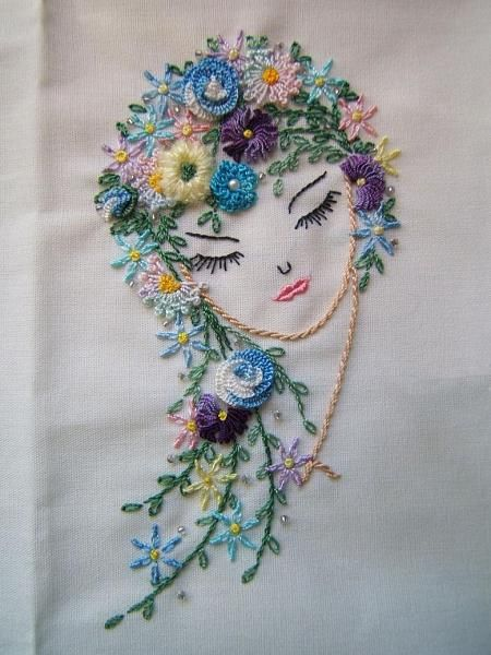 Beautiful Brazilian Embroidery Designs