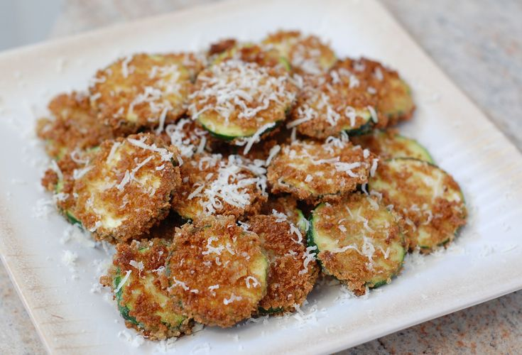 Recipe: Zucchini Chips from 100 days of real food