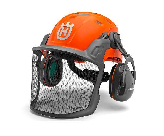 husqvarnas technical helmet garden europe reddot design award 2015