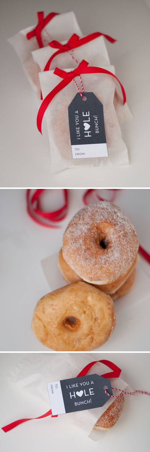 """I Like You a """"Hole"""" Bunch. 