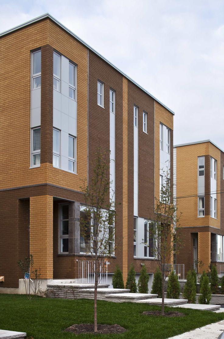 Maison jumelée - rue Duchesneau Habitations Laurendeau