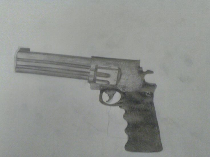 This is my first attempt at a gun!!pretty happy with it