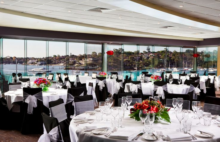 Dedes at the Point, Abbotsford | Dedes Restaurant | Waterfront Work Christmas Party Venue Sydney CBD | Waterfront Wedding Reception Venue Sydney