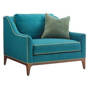 Green Accent Chairs on Hayneedle - Green Living Room Chairs