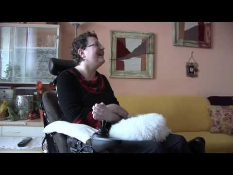 Roztroušená skleróza: příběh Moniky H. - YouTube