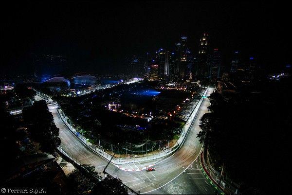 """Vettel pronto per Singapore: """"Ho dei bellissimi ricordi, gara abbastanza…"""