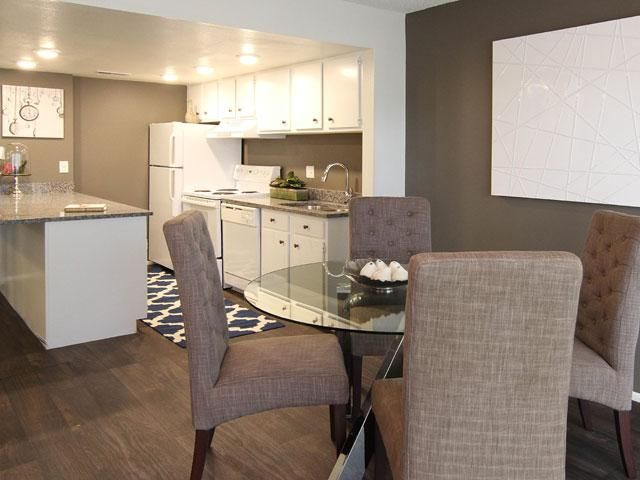 """dining """"room"""" layout"""