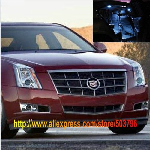 Cheap light led bar, Buy Quality led light bulbs deals directly from China led lighting direct Suppliers: Free Shipping 8pcs/lot White Interior LED Lights For Cadillac CTS 2008-Present