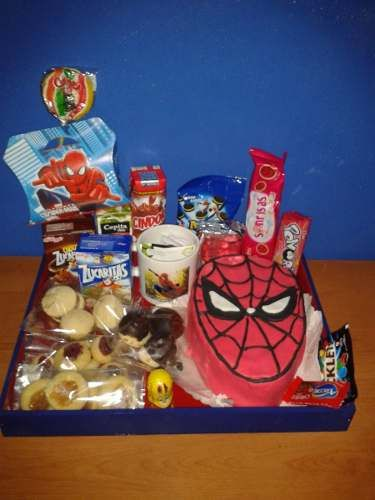Desayunos Personalizados,clasico,matero,infantiles,con Torta - en MercadoLibre