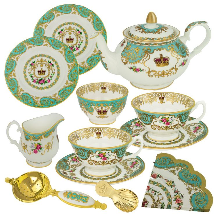 WEB EXCLUSIVE - Royal Palace tea for two - Historic Royal Palaces online gift shop
