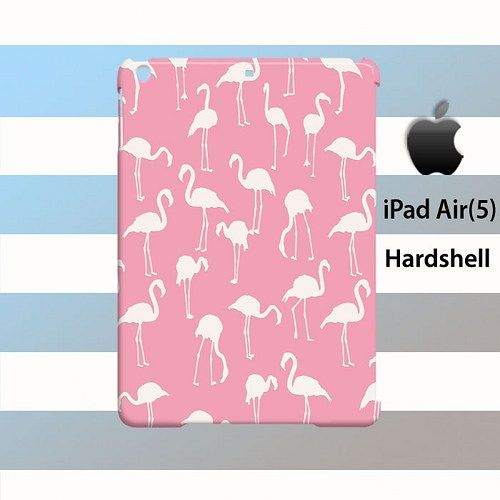 Flamingo Pink iPad Air 5 Case Cover Hardshell