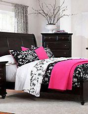 Farnsworth Queen Sleigh Bed